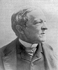 Vice-President Levi Parsons Morton