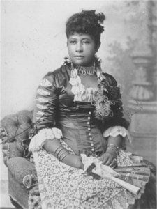 Princess Miriam Kapili Likelike
