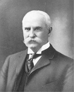 Senator Nelson W. Aldrich