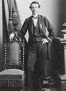Admiral Richard Worsam Meade III