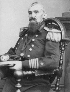 Capt. Richard Worsam Meade II