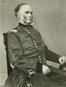 Maj. Gen. Samuel Ryan Curtis