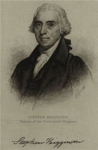 Hon. Stephen Higginson
