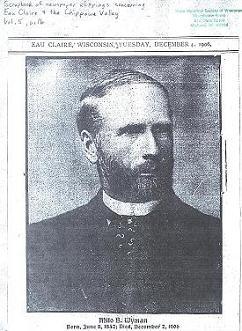 Milo B. Wyman