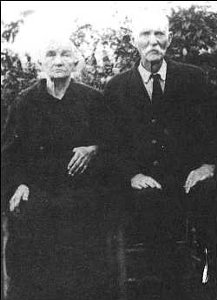 Sarah (Beaty) & Andrew Jackson Mace