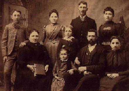 the George Archer Family