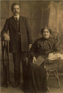 James O'Donnell & Mary Ann Bradley