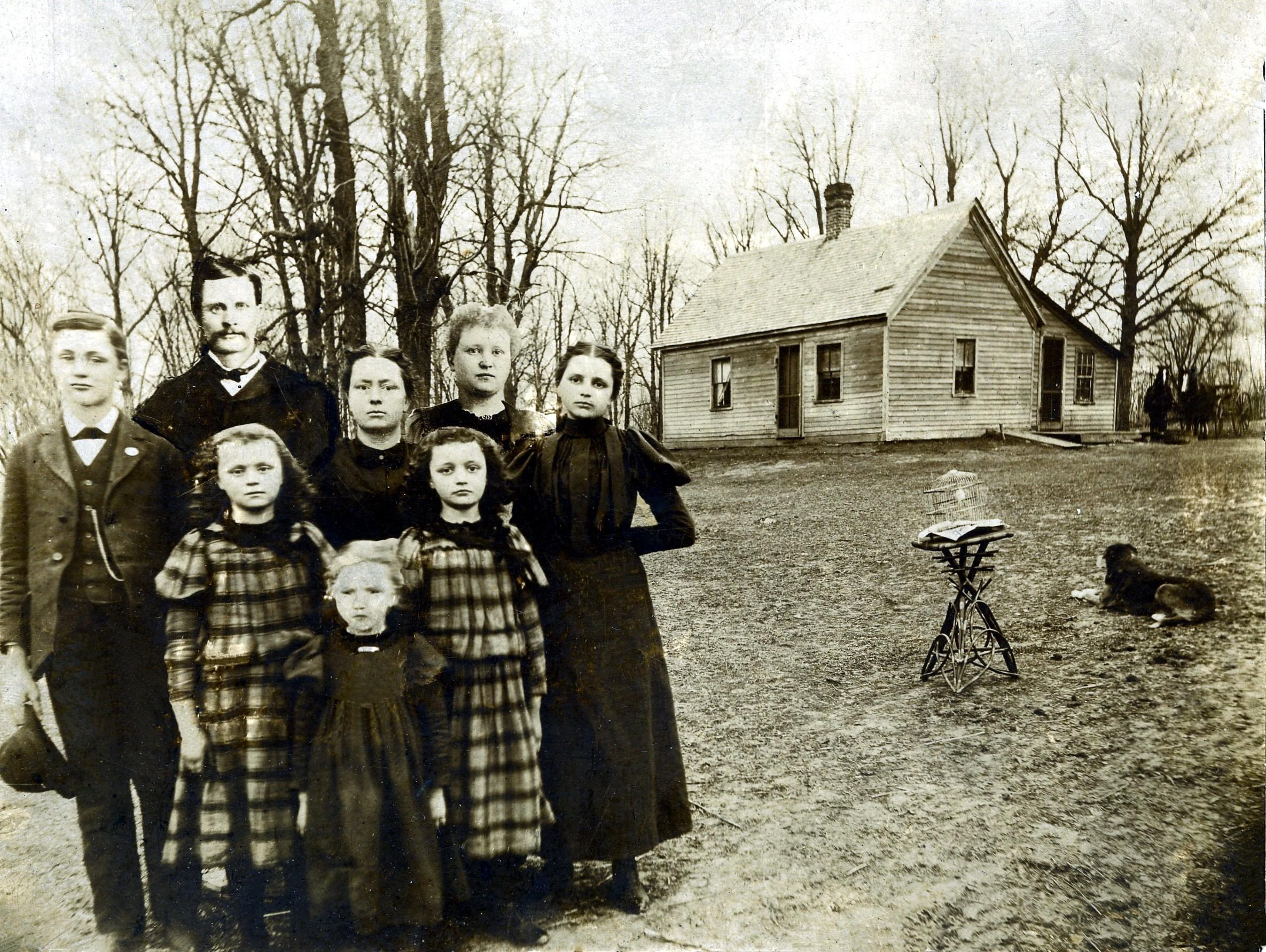 Family Photo of Marcus Steward