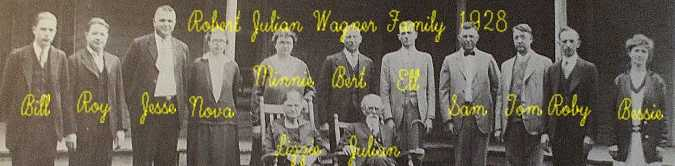 Wagner Family History and Genealogy