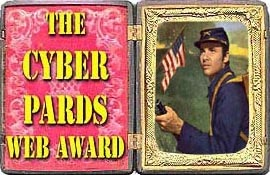 Cyber Pards Web Award