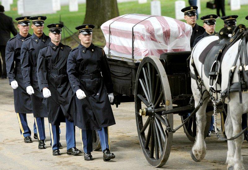 Arlington Funeral 2 July 2013
