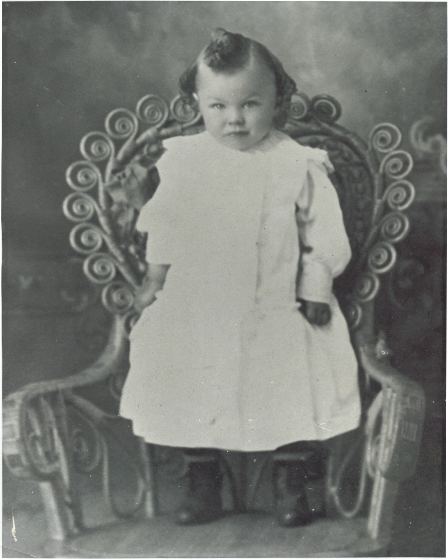 Lloyd Wilkins age 2; 1903