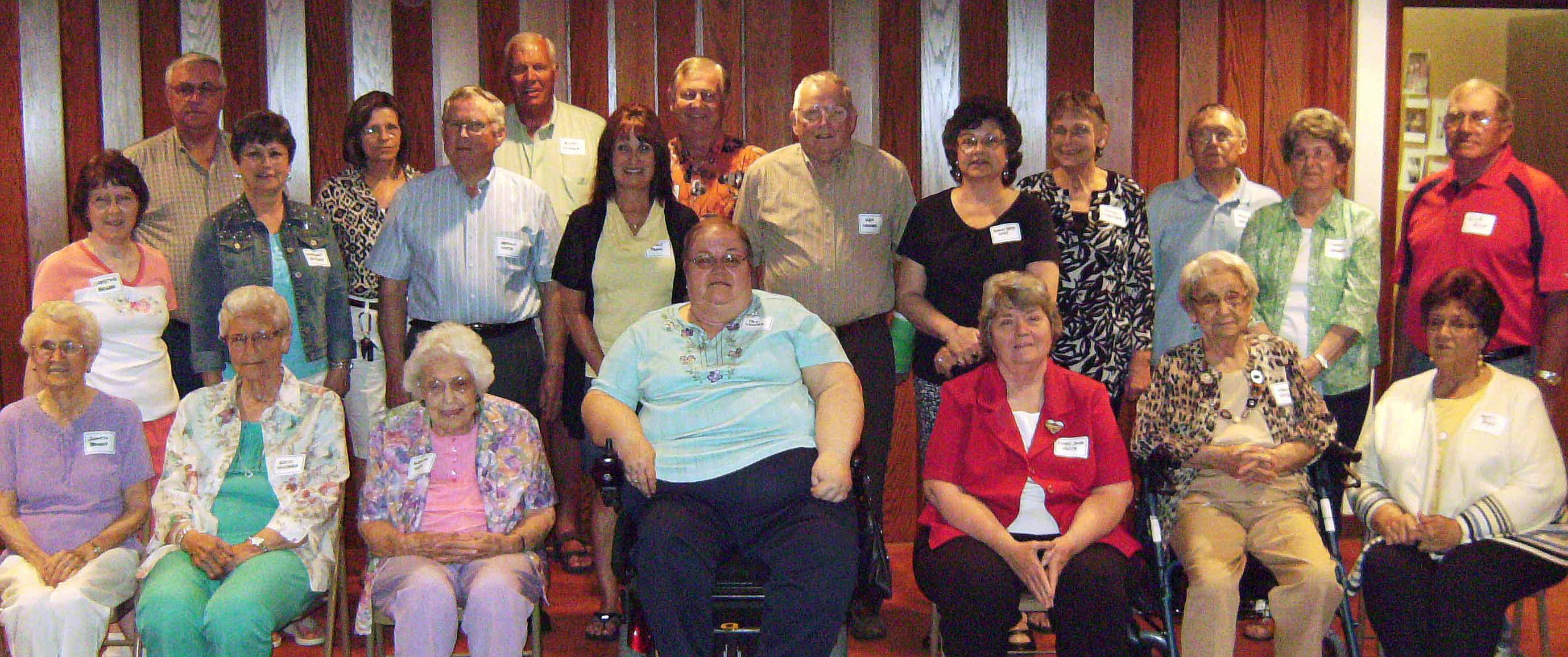 2013 Winters Reunion Group picture