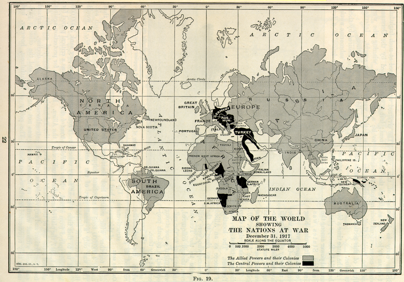 book: The Geography of the Great War by Frank M  McMurry, Ph D