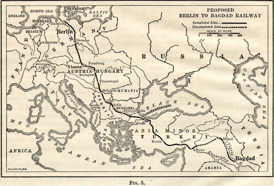Primary Sources Maps And Images - Berlin map 1914