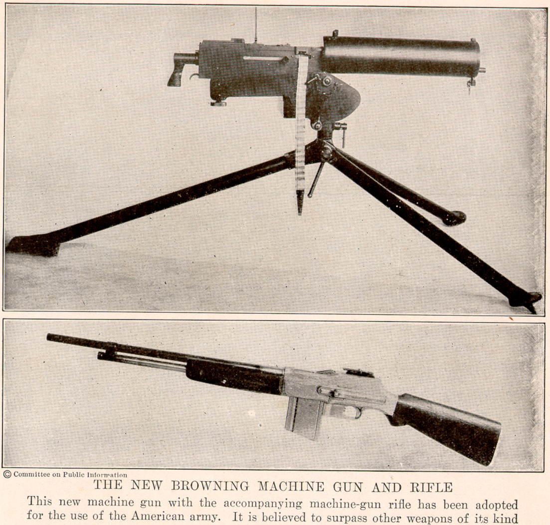 Weapons - World War I, WWI, or