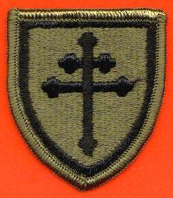 La croix de Baugé, ancêtre de la croix de Lorraine 79th-Inf-Div-Cross-of-Lorraine-2