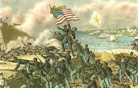 54th Massachusetts Regiment,