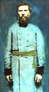 Captain Joseph Wesley Beamguard