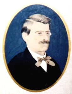 Sketch of Capt. Kanapaux