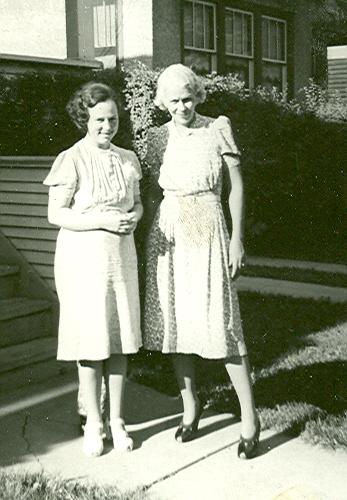 image of grandma Patricia Leddy