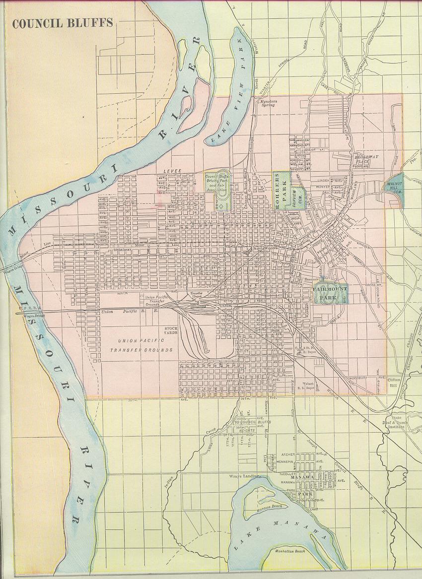 Early Iowa Missouri Nebraska Minnesota Civil War And