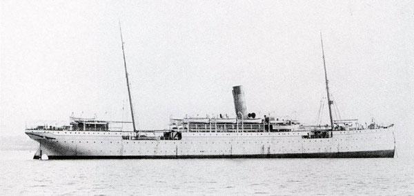 SS Dresden