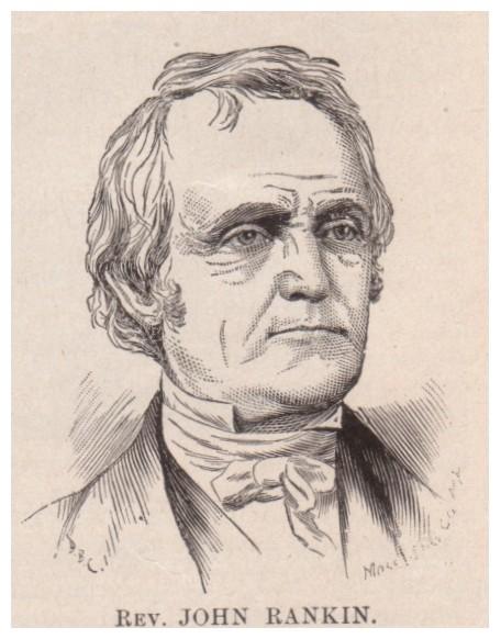 Rev. John Rankin