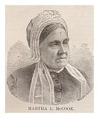 Martha L. McCook.