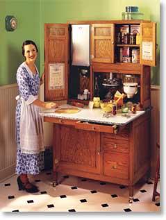 Louisville Restaurants Forum • View topic - Hoosier Cabinets